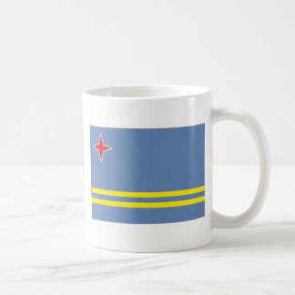 Aruba National Flag Coffee Mug