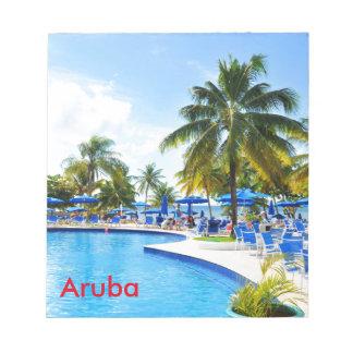 Aruba Notepad