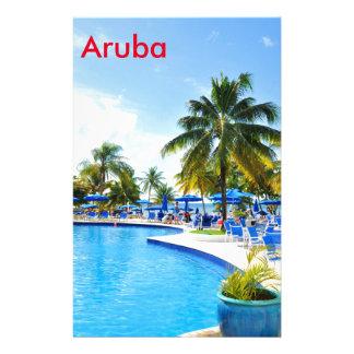 Aruba Personalized Stationery