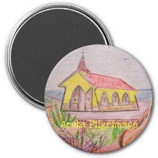 Aruba Pilgrimage Magnet