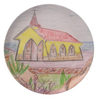 Aruba Plate