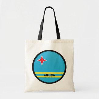 Aruba Roundel quality Flag Tote Bag