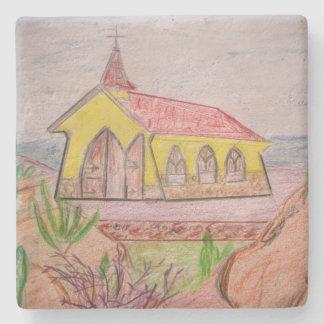 Aruba Stone Coaster
