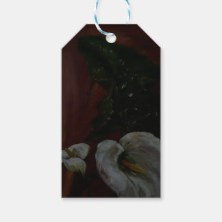 Arum Lilies 1 Gift Tags
