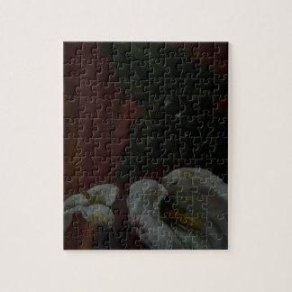 Arum Lilies 1 Jigsaw Puzzle