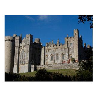 Arundel Castle England Postcard