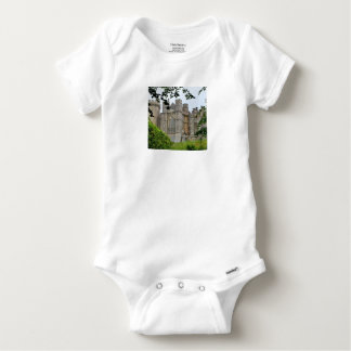 Arundel Castle, West Sussex, England Baby Onesie