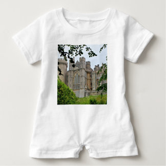Arundel Castle, West Sussex, England Baby Romper