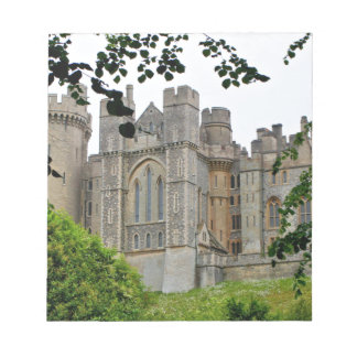 Arundel Castle, West Sussex, England Notepad