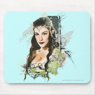 ARWEN™ Vector Collage Mouse Pad