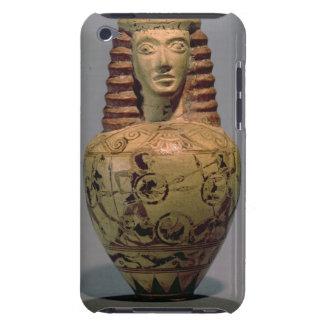Aryballos de Proto-Corinthien avec une tête Étui Barely There iPod