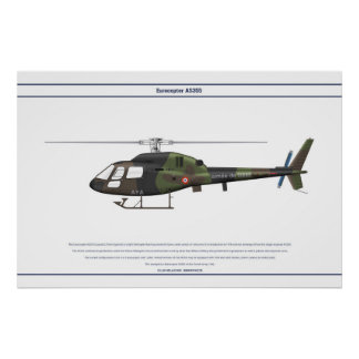 AS355 France 1 Poster