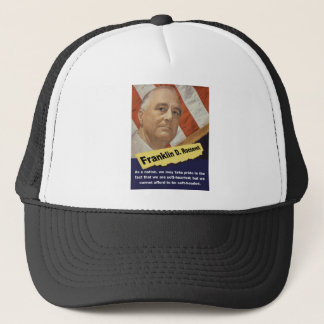 As A Nation - FDR Trucker Hat