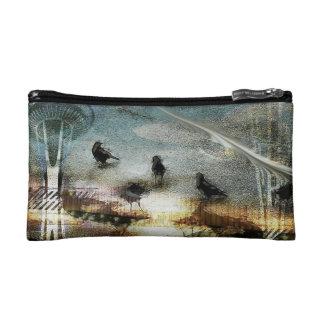 As Above Crow Below Original Peace Accessories Bag
