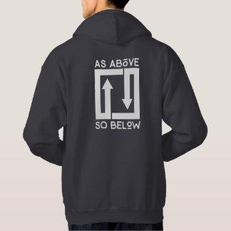 As Above So Below Hoodie