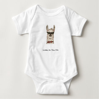 AS ACE YOU ARE BABY BODYSUIT