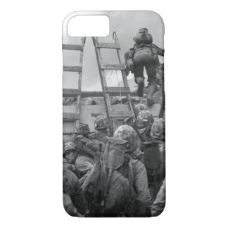 "As against ""The Shores of Tripoli_War Image iPhone 7 Case"