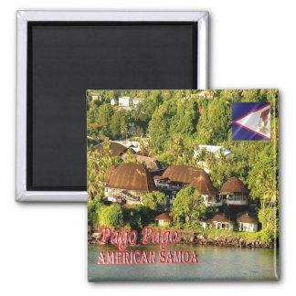 AS - American Samoa - Pago Pago Magnet