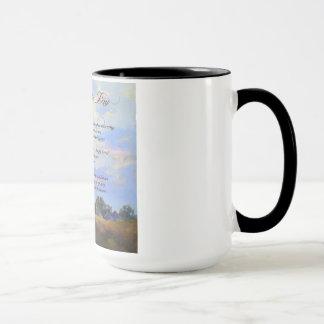 As Dawns the Day Mug