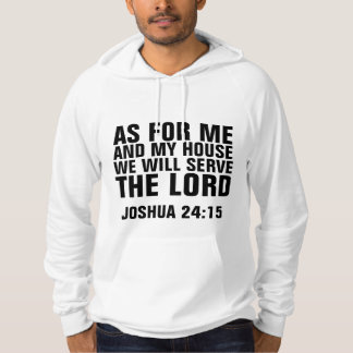 AS FOR ME & MY HOUSE Christian T-shirts & hoodies