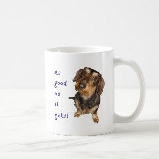 As good as it gets coffee mug