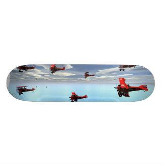 As hauts skateboards customisés