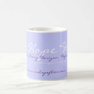 As Hope Flies Official Mug With Site Colors