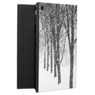 as I side with trees Cover For iPad Air