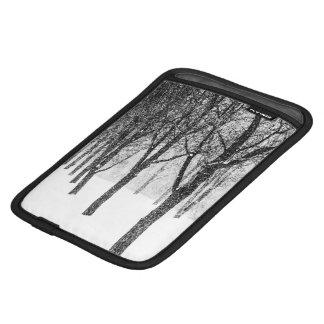 as I side with trees iPad Mini Sleeve
