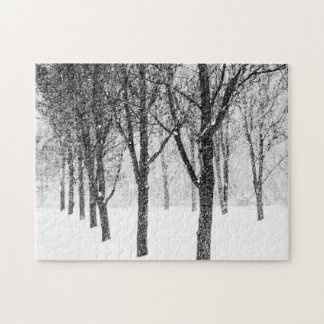 as I side with trees Jigsaw Puzzle