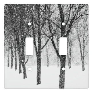 as I side with trees Light Switch Cover