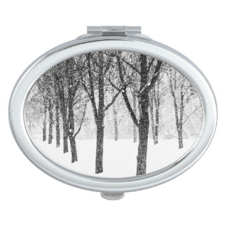 as I side with trees Makeup Mirrors
