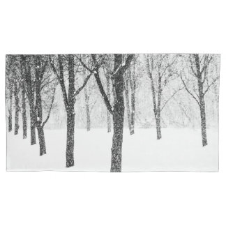 as I side with trees Pillowcase