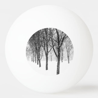 as I side with trees Ping Pong Ball