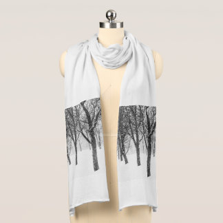 as I side with trees Scarf