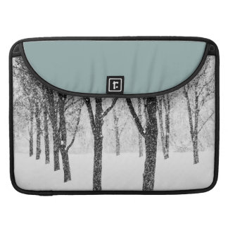 as I side with trees Sleeve For MacBook Pro