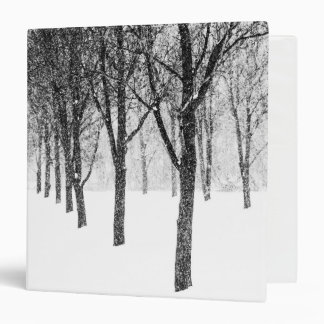 as I side with trees Vinyl Binder