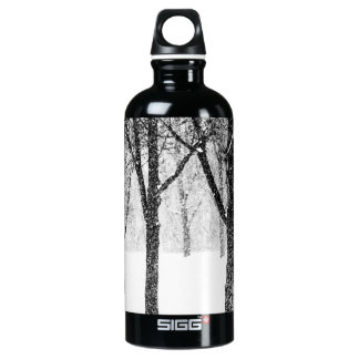 as I side with trees Water Bottle