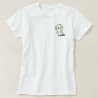 """As If..."" Girl Shirt"