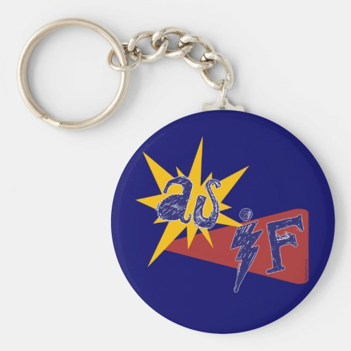 As If Keychain