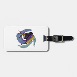 AS IT UNFOLDS LUGGAGE TAG