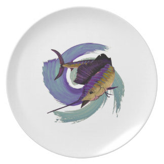 AS IT UNFOLDS PARTY PLATES