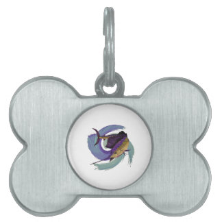 AS IT UNFOLDS PET ID TAG