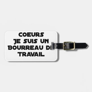 AS LADYKILLER, I AM A TORTURER OF LUGGAGE TAG