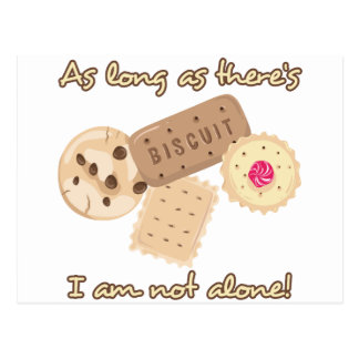 as long as there's cookies i at emergency the postcard
