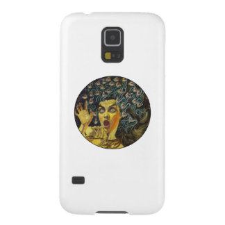 AS MEDUSA IS CASE FOR GALAXY S5