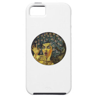 AS MEDUSA IS iPhone 5 CASES