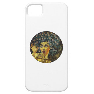 AS MEDUSA IS iPhone 5 COVER