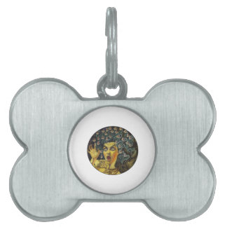 AS MEDUSA IS PET ID TAG