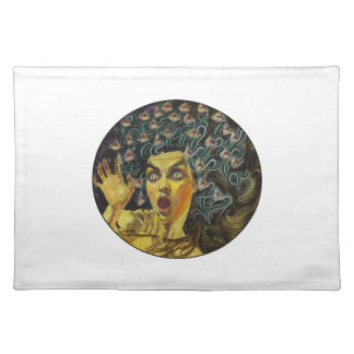 AS MEDUSA IS PLACEMAT
